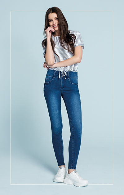 Jeans Double Up