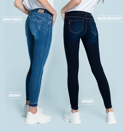 Jeans One Size