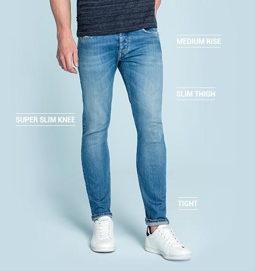Jeans Super Slim Fit