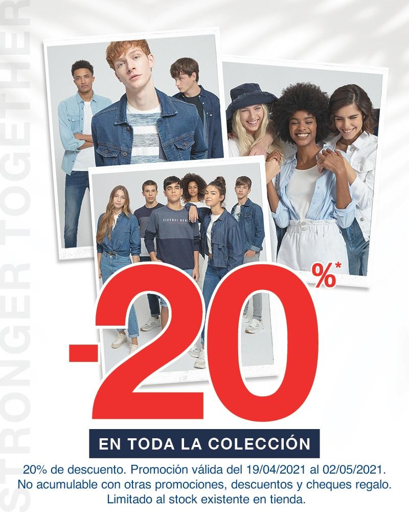 -20% en la coleccion