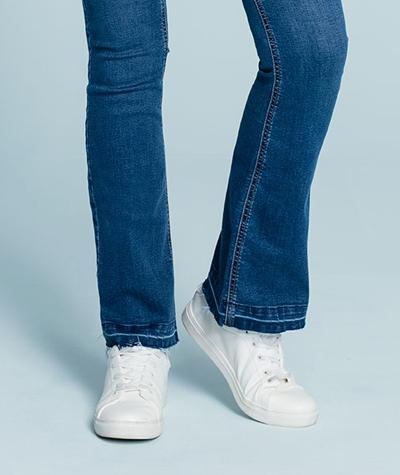 Jeans Flare leg